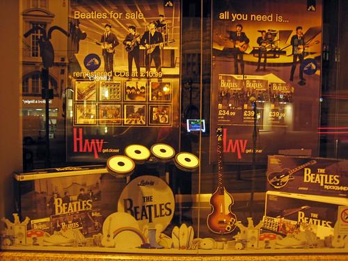 The Beatles 9/9/09