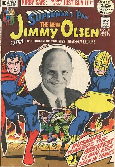 Superman's Pal Jimmy Olsen 141