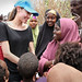 "UNHCR News Story: Angelina Jolie visits ""dire"" refugee settlement on Kenyan border with Somalia"