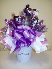 Ballet Dancer (Candy Bouquet) Tags: ballet dance candy chocolate gift present bouquet