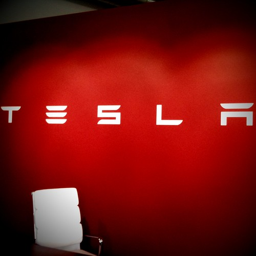Tesla dealership in Seattle?!