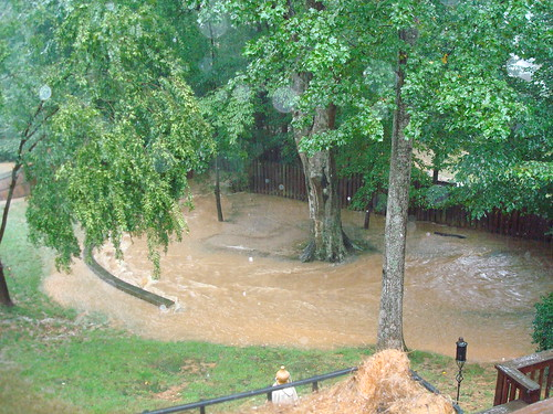 creek flooding