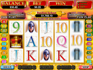 Realm of Riches slot game online review