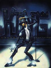 Justin Bua - Michael Jackson