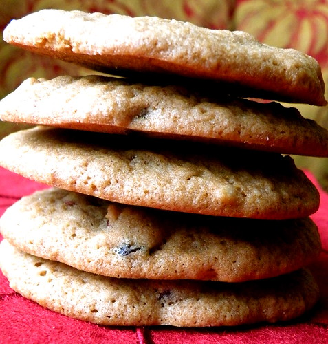 Recipe: Cranberry Oatmeal Cookies blog image 1