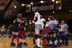 Albany All Stars155 (chimpmitten) Tags: rollerderby albany albanyny albanyallstars