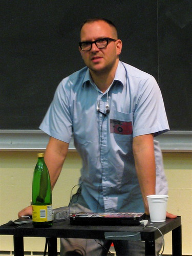 Cory Doctorow, UW Independent Studies lecture