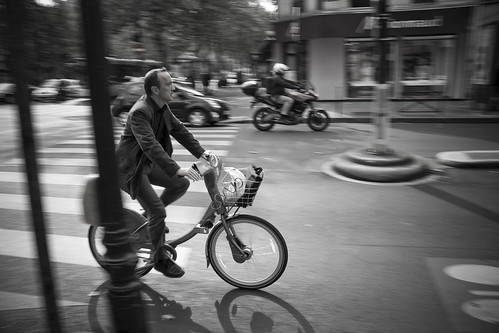 Paris Cycle Chic - Homme