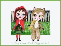 Little Red Riding Hood & The Wolf