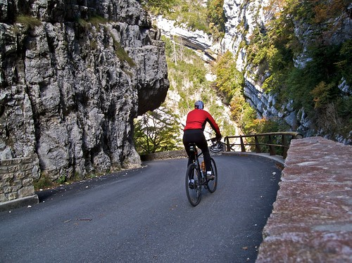 Gorges des Ecouges, Vercors. Photo: will_cyclist