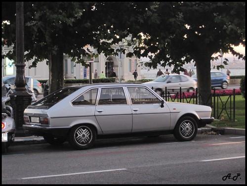 1978 Renault 30 Tx. RENAULT 30