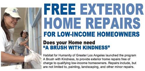 Habitat Free Repairs