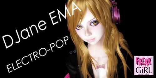 CYBERMATRIX poster Ema
