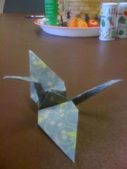 Stephen Crane: Origami