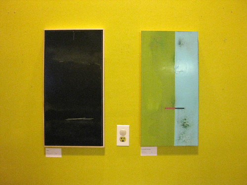 vertical paintings