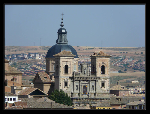 Iglesia de los Jesuítas desde El Valle
