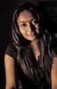 Hallo ............... is it me ...... (Ambarnath Ghosh) Tags: woman sexy art love smile face lady hair nikon creative concept d40 womenexpression