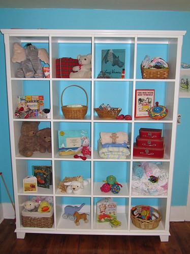 Lucy's shelf