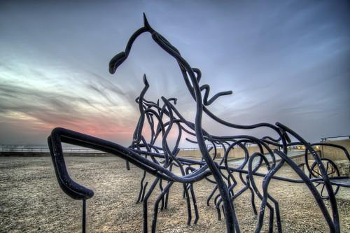 Horses of Metal