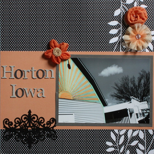 The Barn in Horton