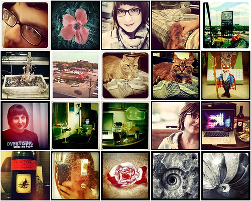 instagram mosaic :: 21 May 2011
