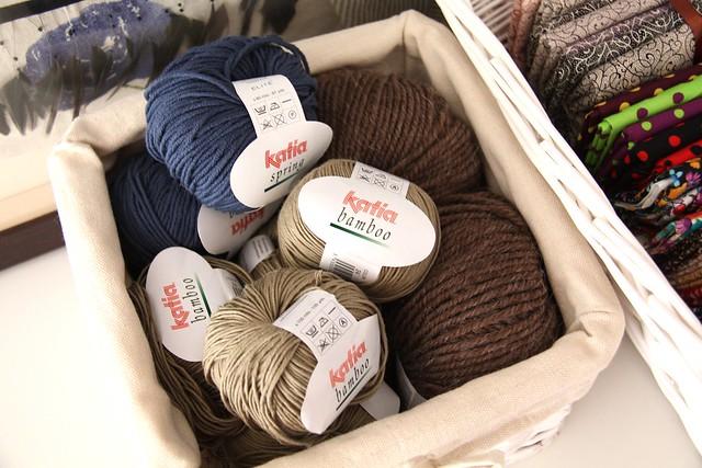 y también lanas!
