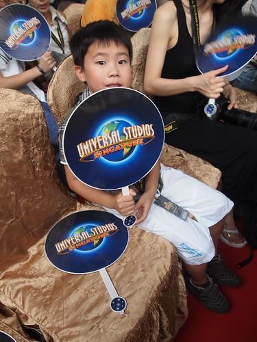 Universal Studios Grand Opening - 28 May 2011