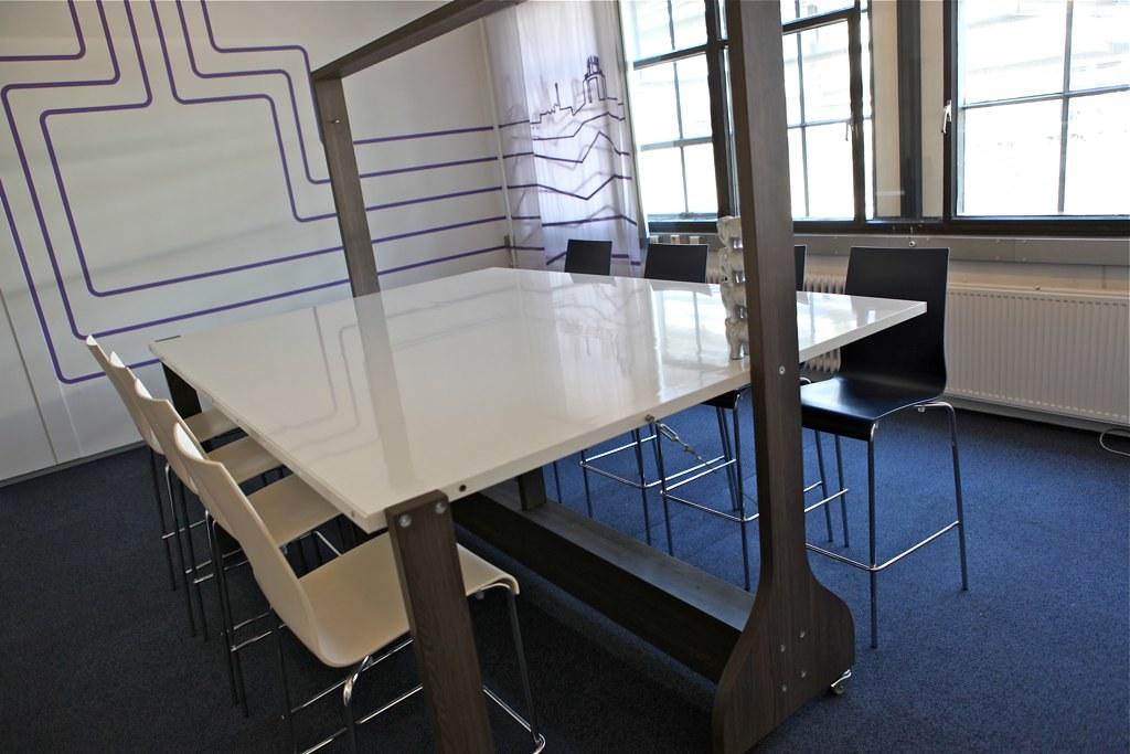 Seats2Meet Strijp-S Eindhoven