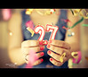 27th Birthday (Sweet Dream εїз Photography) Tags: birthday vintage hands nikon candle bokeh manos explore nails sweetdream vela frontpage cumpleaños uñas d60 confeti strobist