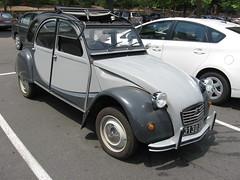 Citron 2CV (NCnick) Tags: car french nc north citron carolina 2cv worldcars ncnick