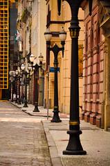Imagine the time... (Jack Venancio) Tags: street brazil brasil calle nikon br sopaulo santos viagem rua dsc saopaolo d90 nikond90 jackvenancio
