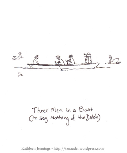 Three Men in a Boat (To Say Nothing of the Dog) Critical Essays