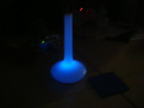 eneloop lamp by you.