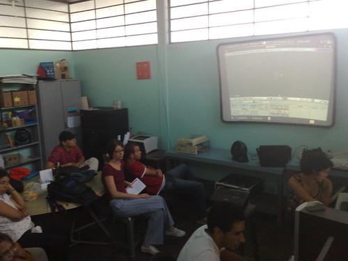 Oficinas multimídia no II Encontro das Casas Brasil
