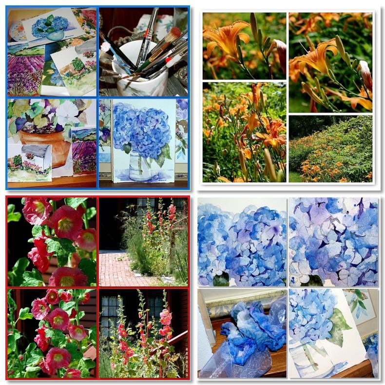Garden Compositions