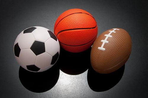 Stressed sports