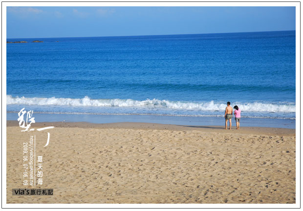 【墾丁景點】來渡假吧~墾丁夏都飯店海灘實景28