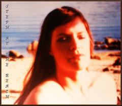 Steph at the beach (Autumnsonata) Tags: light portrait sexy beach beautiful beauty female fun gorgeous memories babe fantasy dreams bliss scilly reallybigouch waybackinthedistantpast rosetintedmemories lovelustdesire