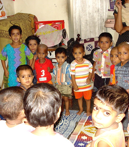 Classroom in Seema Puri: 3 to 5 year olds