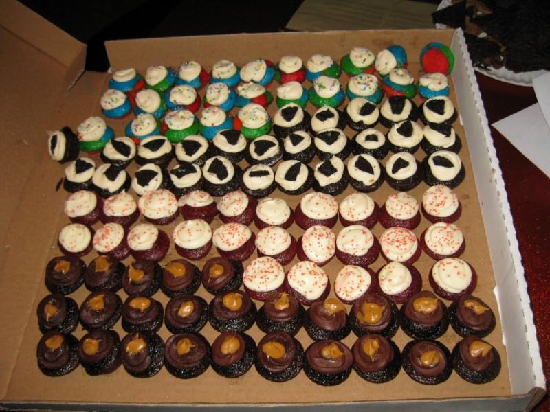 mini cupcakes new york