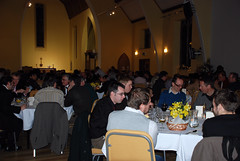 SMB Men's Dinner (Kentishman) Tags: church kent nikon canterbury smb stmarybredin d80 dsc1532