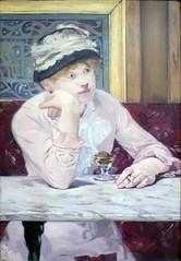 Edouard Manet, Plum Brandy