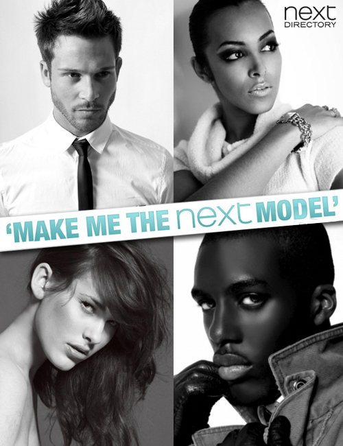 Make Me The Next Model Competition