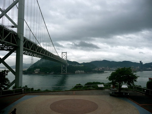 Bridge from Honshu to Kyuushu