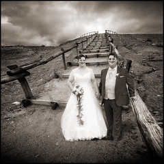 Summer of Love (yves.lecoq) Tags: wedding love stairway hourofthesoul jefaisvraimentunbeaumtier