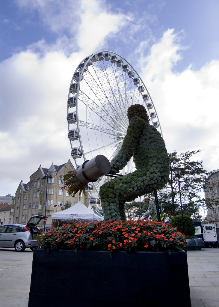 The Sheffield Wheel