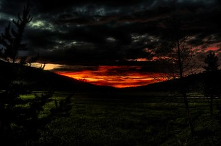 Darkness Falls Across the Land...