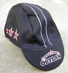 Single Speed Outlaw Cycling Cap
