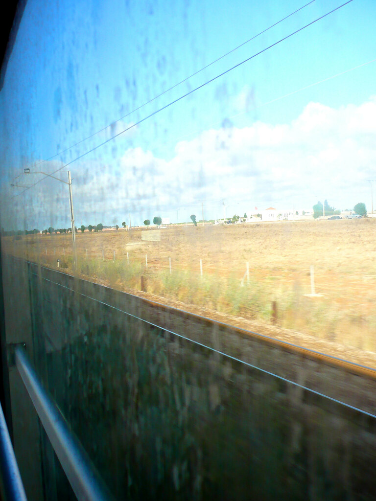 Train to Meknes