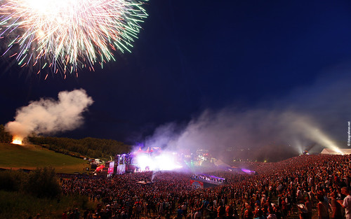 Tomorrowland Wallpaper Mainstage Moby Fireworks